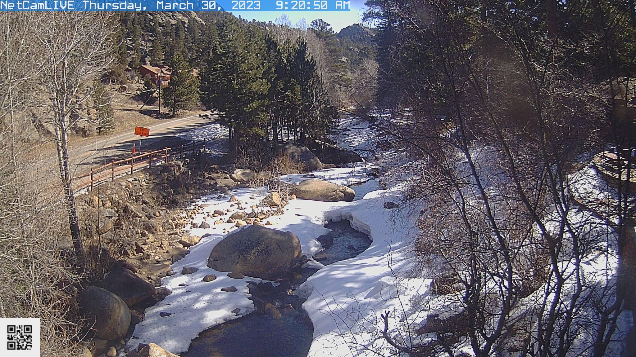 Estes Park Webcam