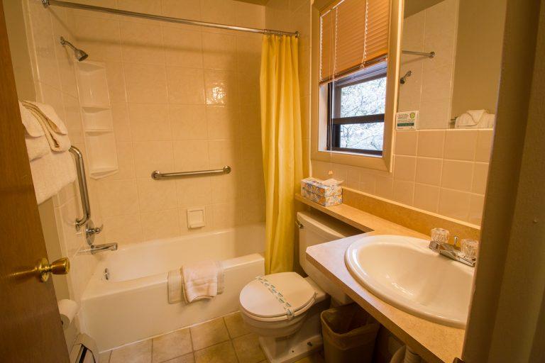 Castle Estes Park Motel Rooms-2