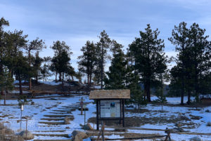 Deer Mountain Trail Head Re Opened