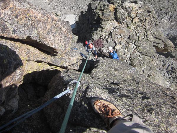 Climbing in Colorado