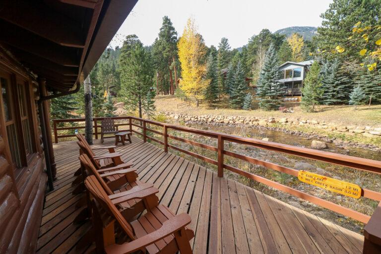 estes park river cabins