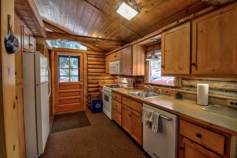 estes park cabin